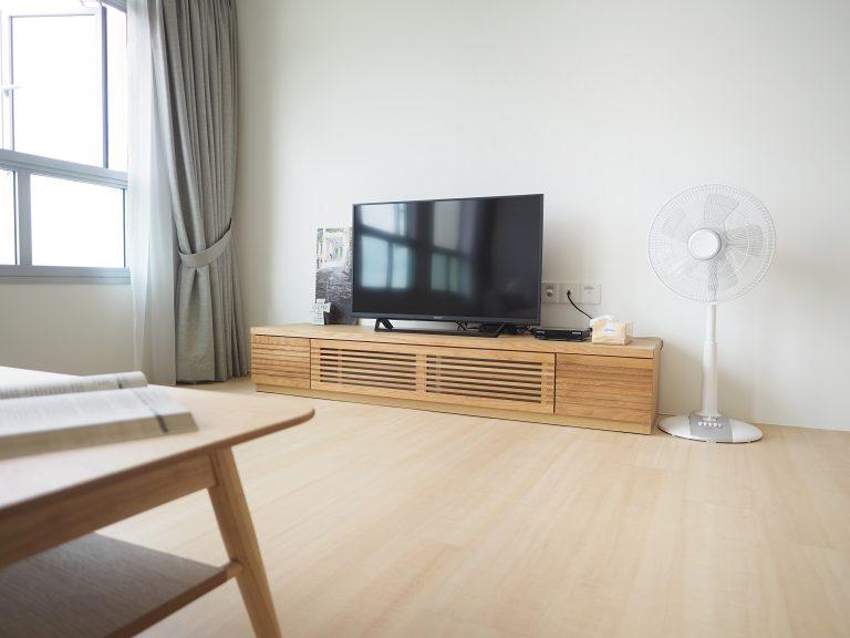 Singapore japanese living room