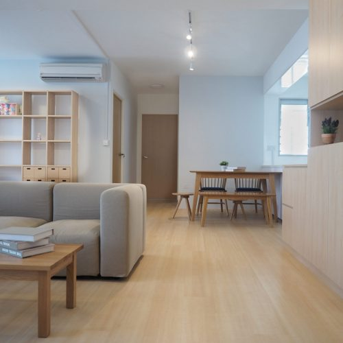 House Tour: Ying and Robin's Fuss–Free Japanese Minimalist Home