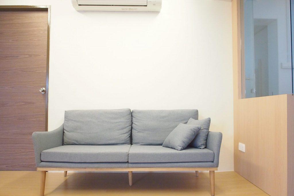 Singapore minimalist sofa
