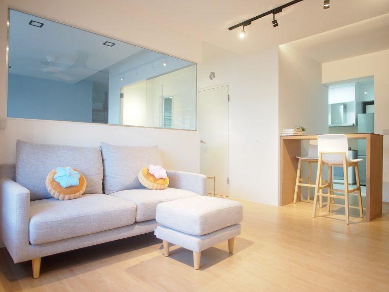 House Tour: Nat and Jinny's Scandinavian Minimalist Home