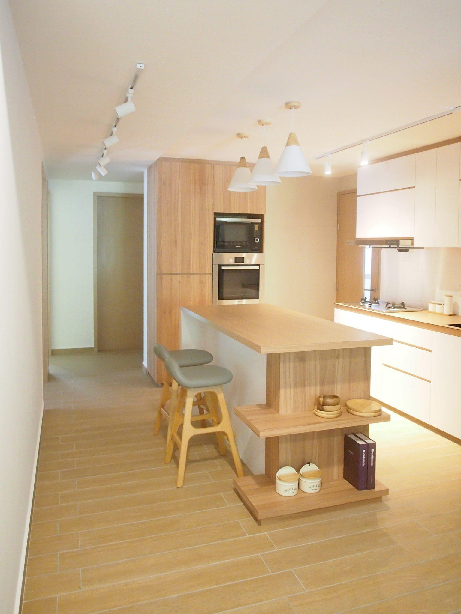 Singapore muji kitchen