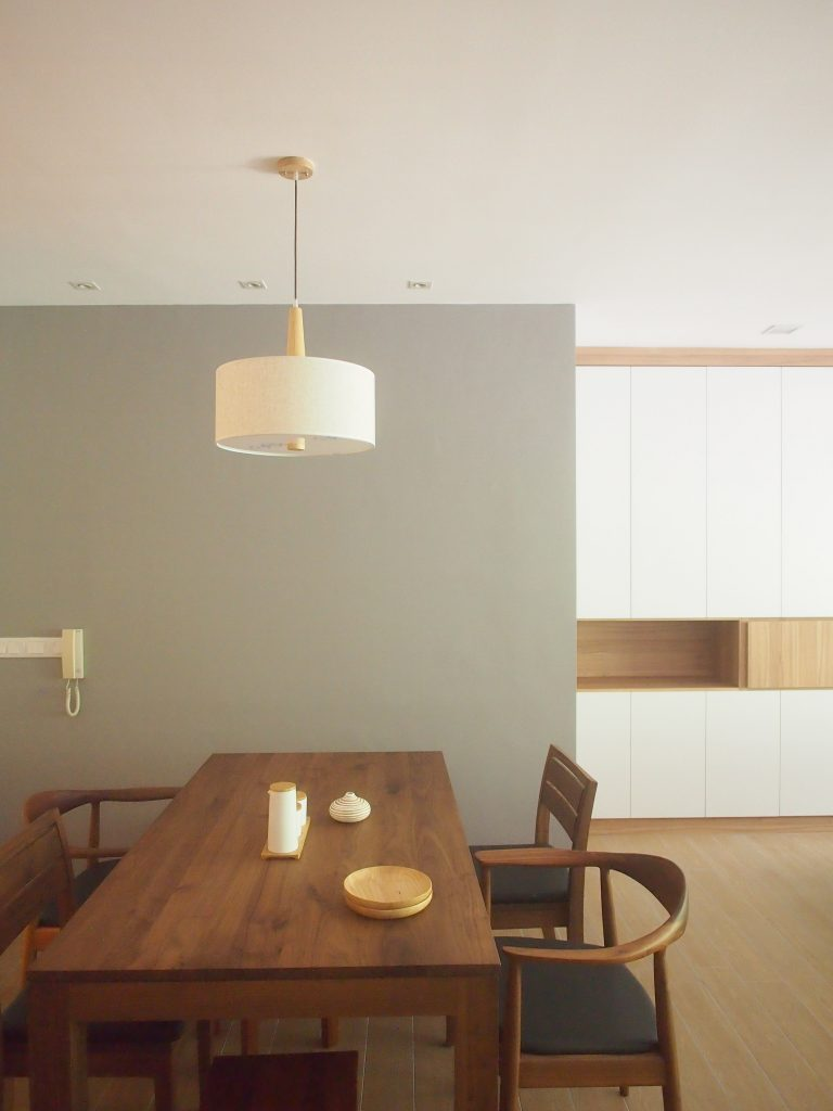 Singapore muji dining interior design