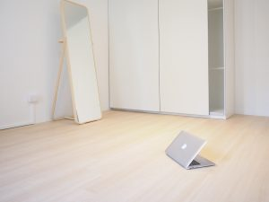minimalist wardrobe Singapore