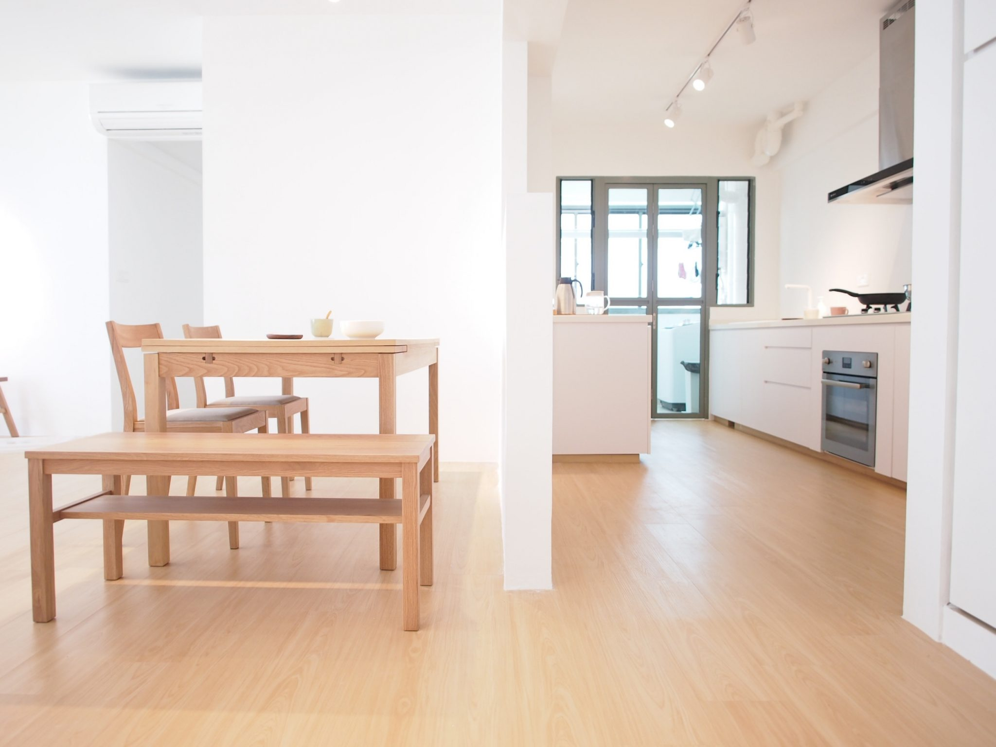House Tour Loon And Mel S Minimalist And Muji Filled Home