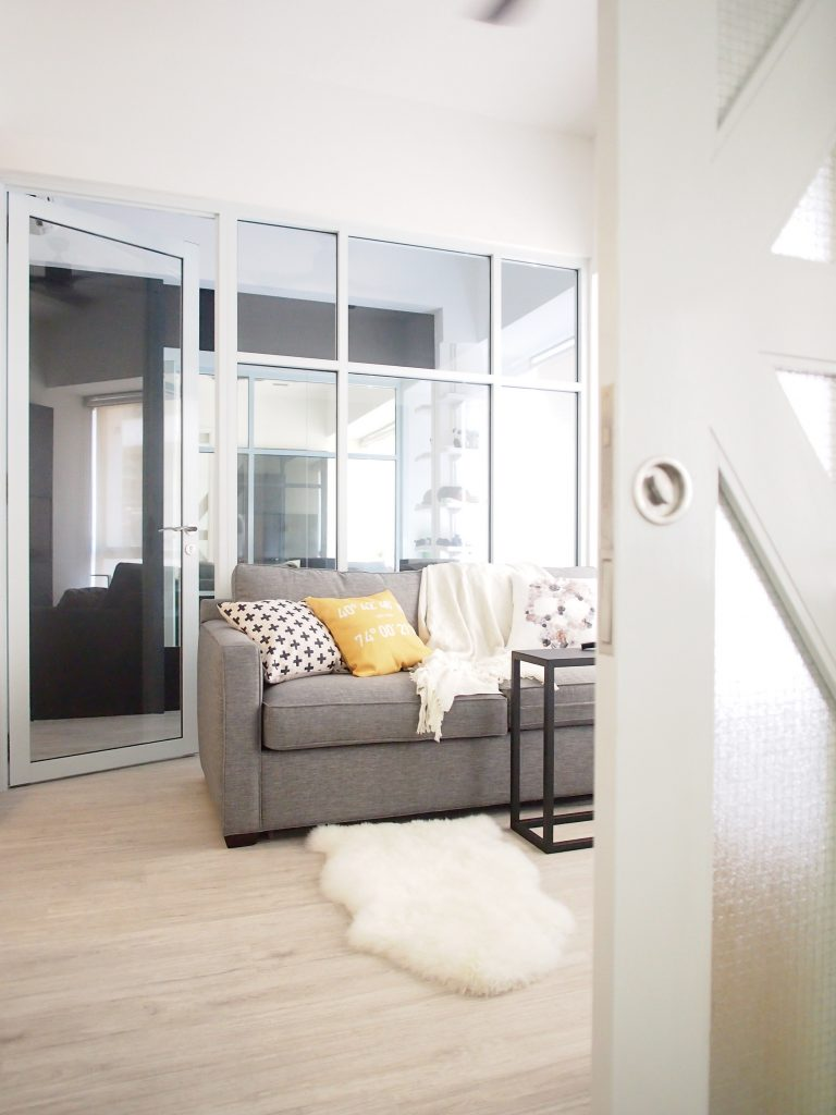 House Tour: Alicia's Bright Scandinavian Minimalist Condo