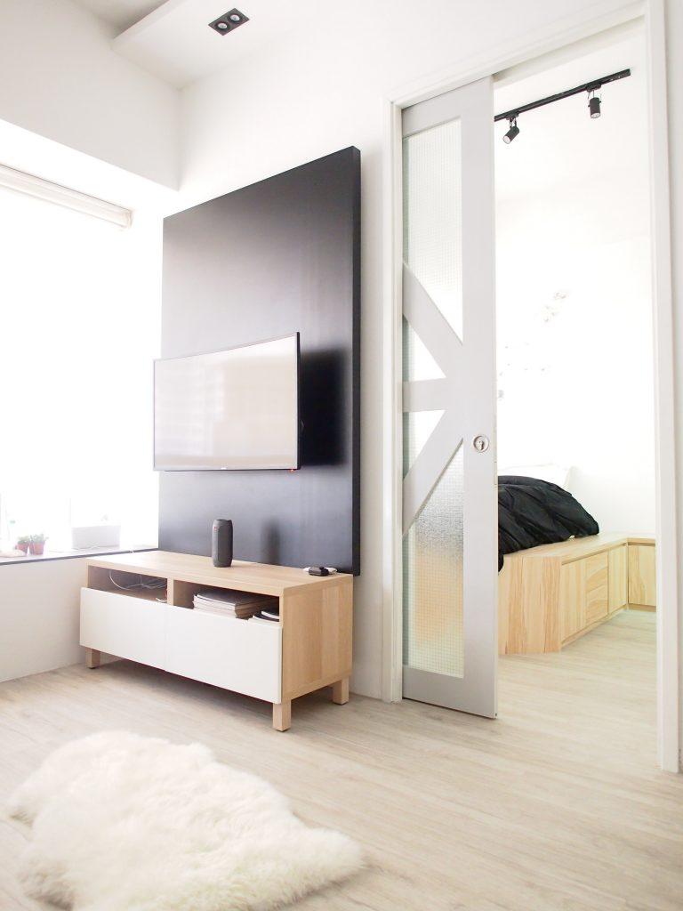 Singapore nordic living room