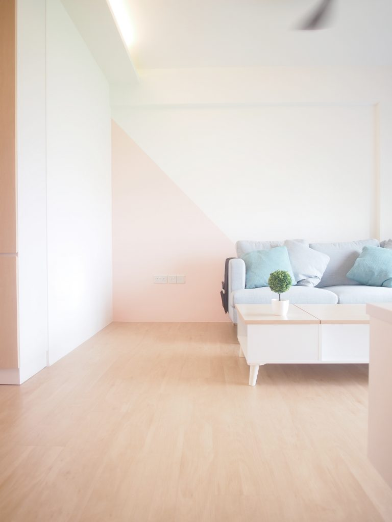 House Tour: Sherman and Adeline's Spacious 'Scandimuji' Home