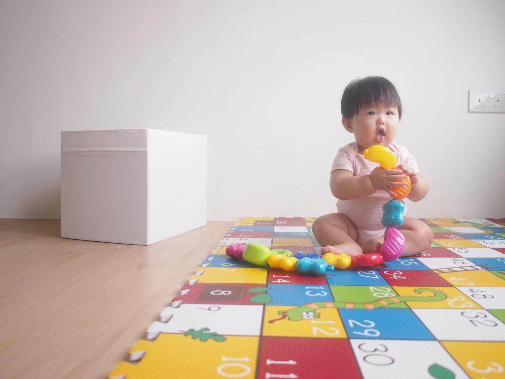 vinyl floor singapore kid