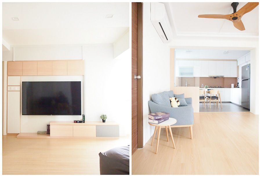House Tour Yc And Ling S Japanese Inspired Minimalist Home The Minimalist Society