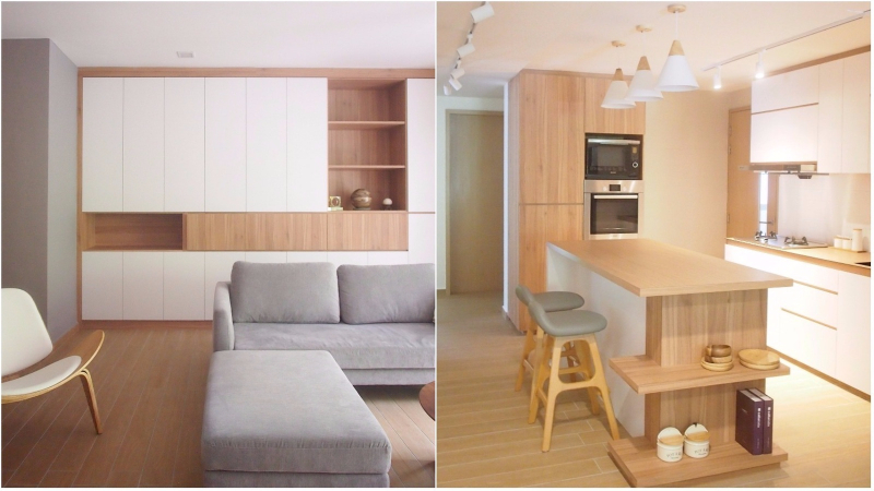 Singapore muji interior design