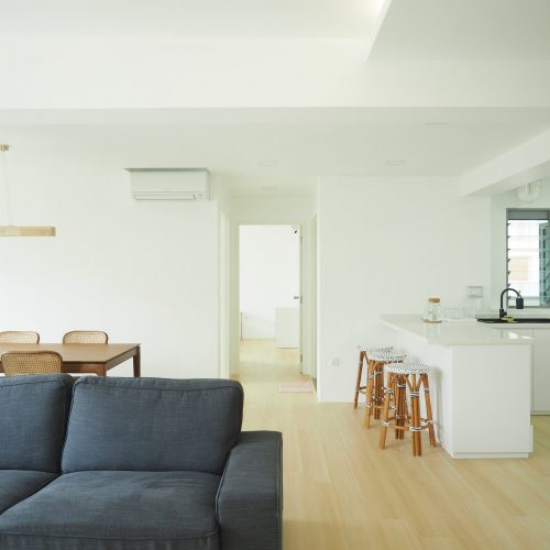 This Scandi home is a minimalist dream