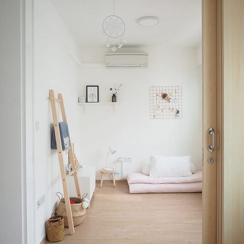 Step Inside This Striking Nordic Minimalist Home