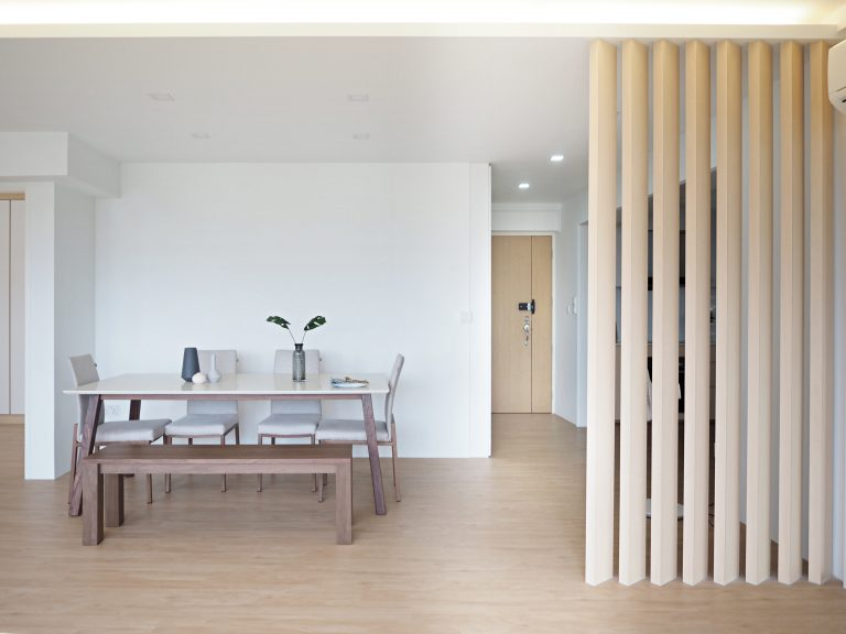 Enjoy The Easygoing Vibes Of This Home With Relaxed Muji-Style