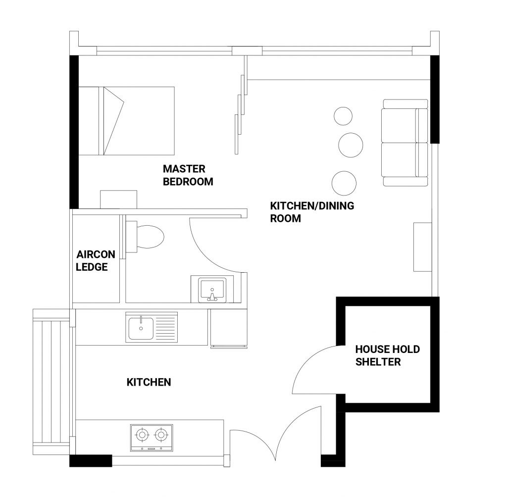 sumang lane floor plan