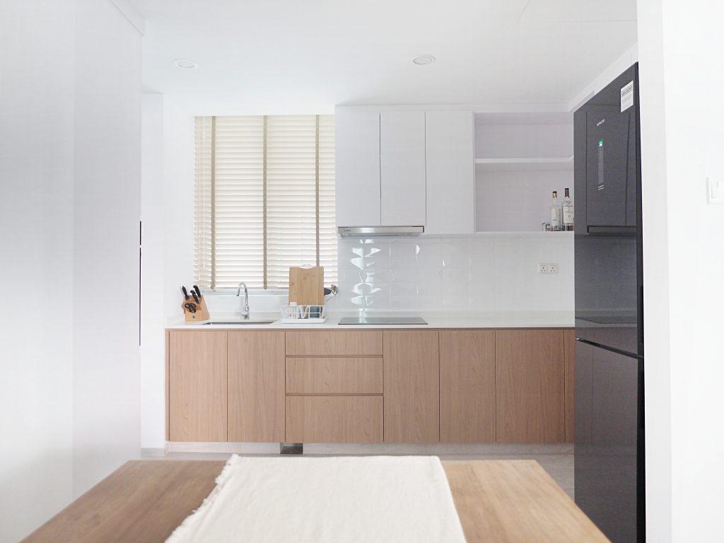kitchen minimalist singapore