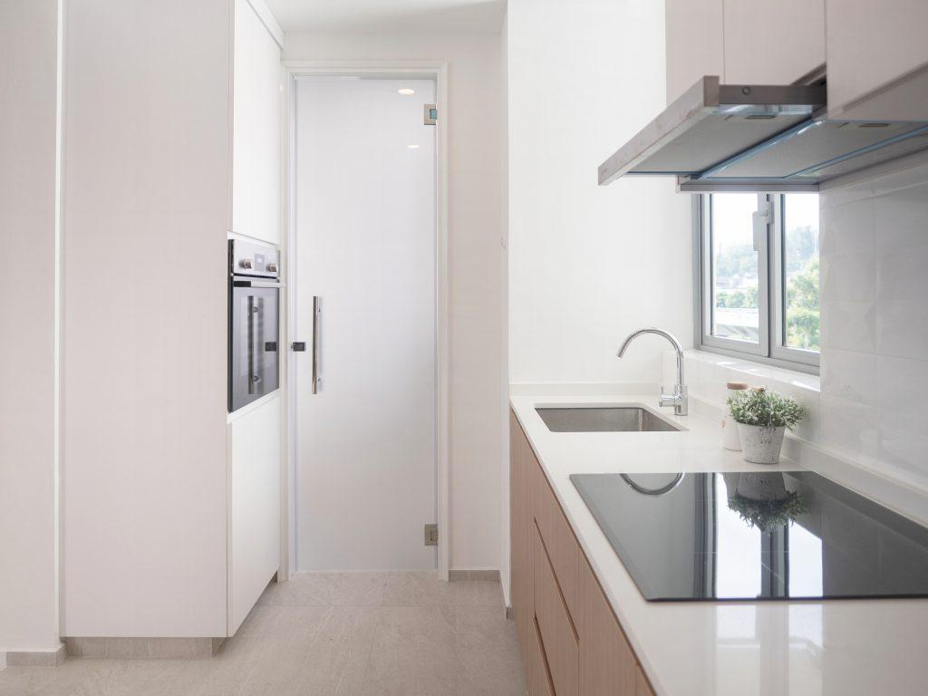 kitchen condo interior design
