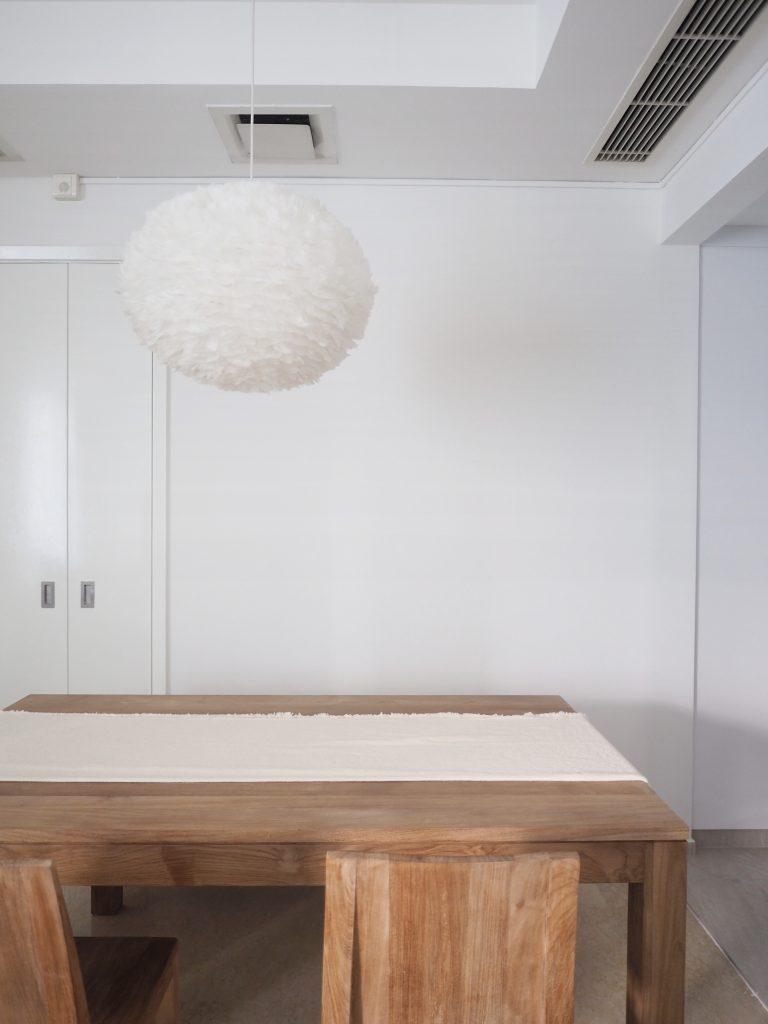 dining table condo