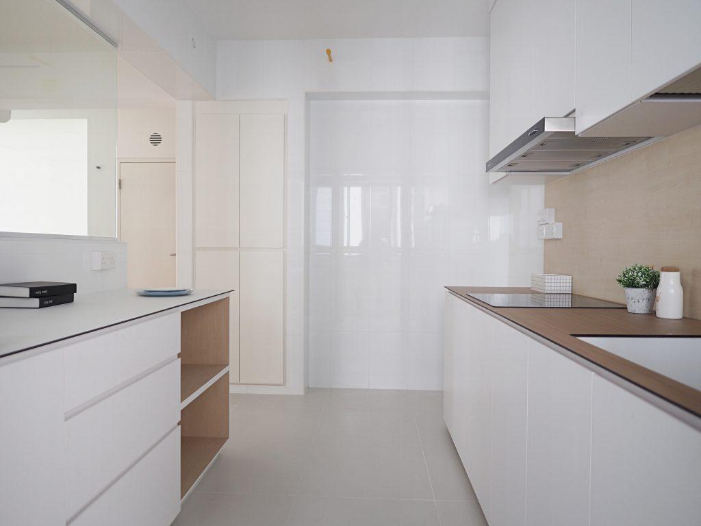 kitchen scandi hdb