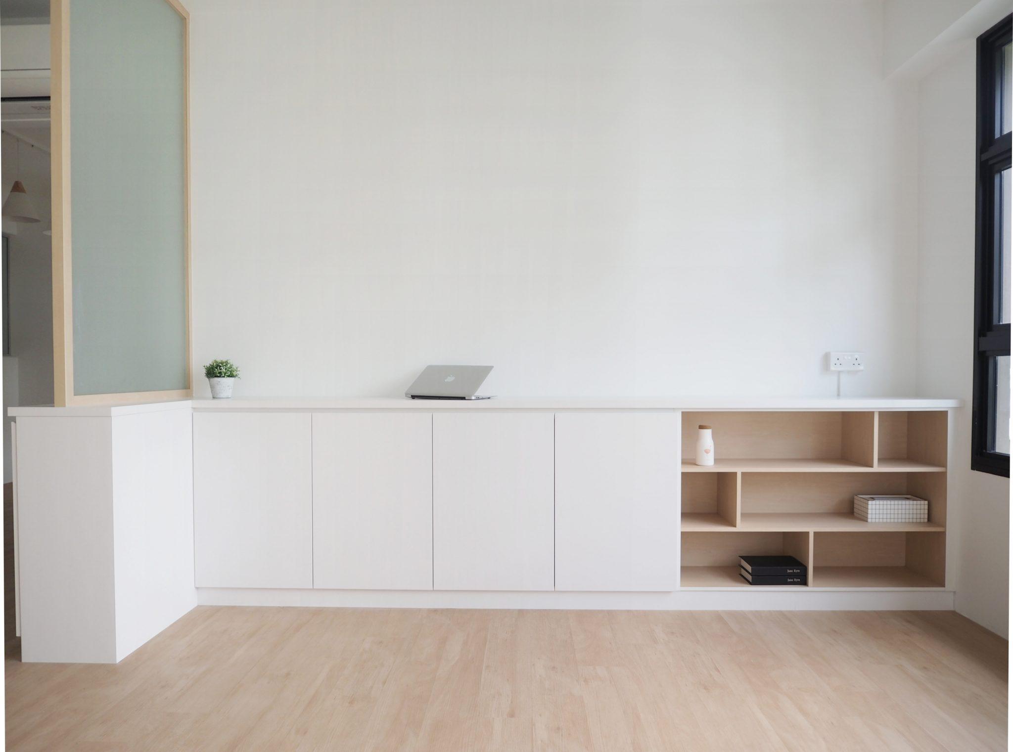 display cabinet living room