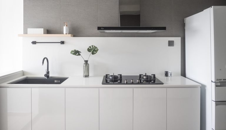 This Modern Minimalist Home Is All Kinds Of Cool