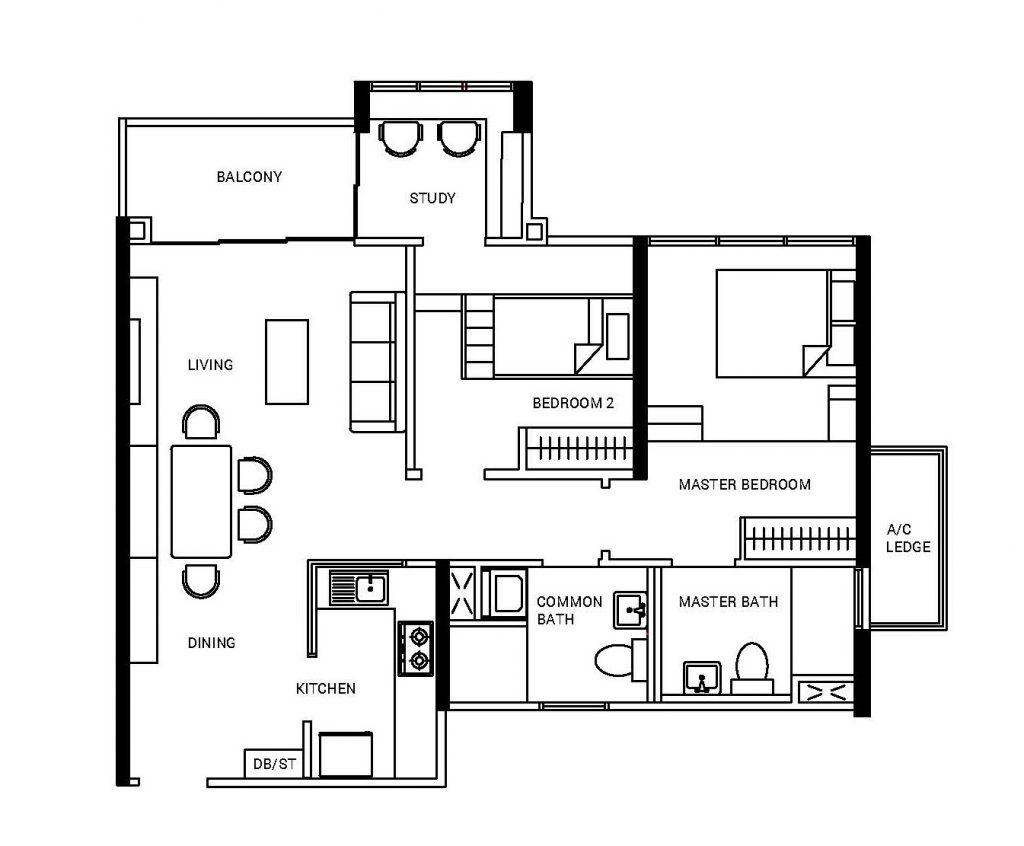 qbay floorplan layout