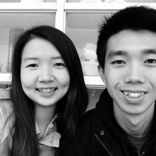 Minimalist Pursuits // April + Jun Xian