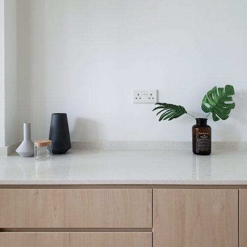 Scandi Minimalism Runs Through This Abode