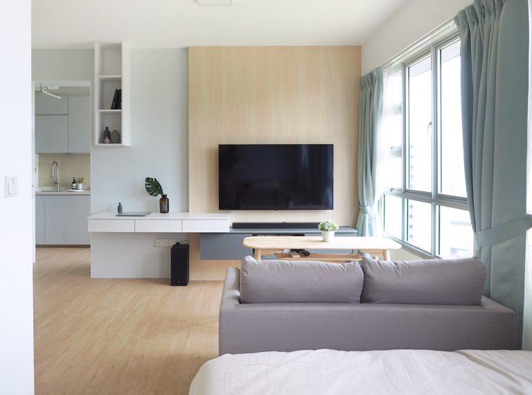 living room hdb bto