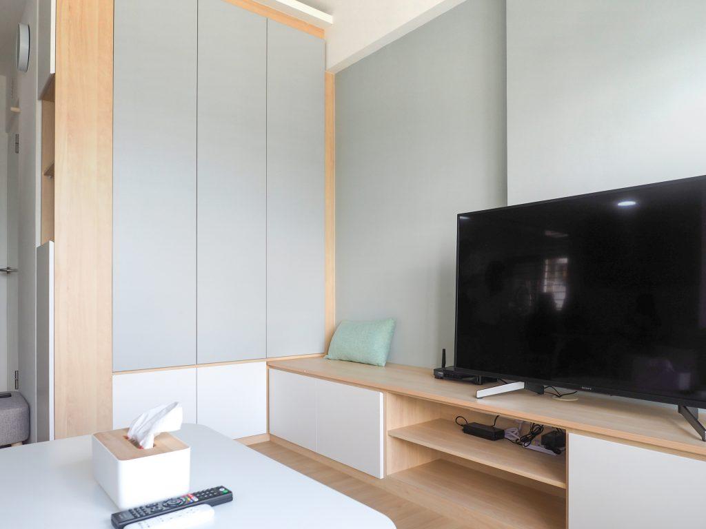 grey storage cabinet singapore
