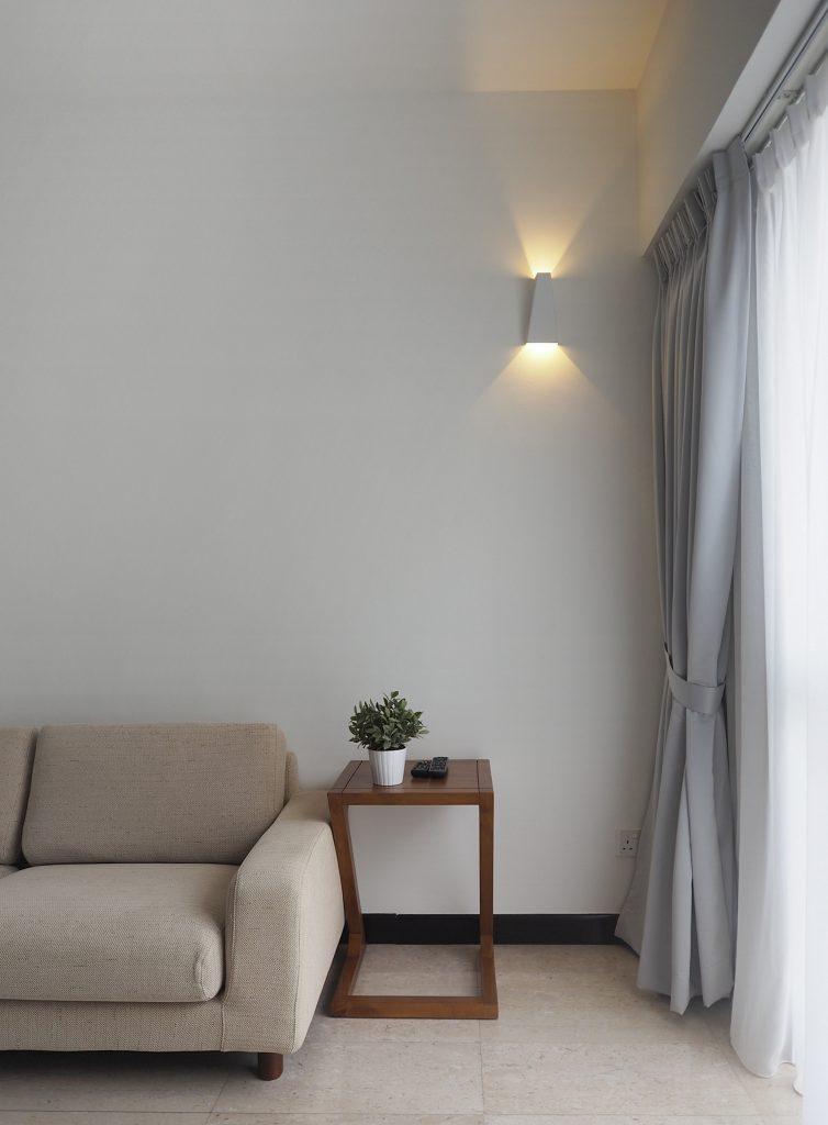 beige sofa singapore