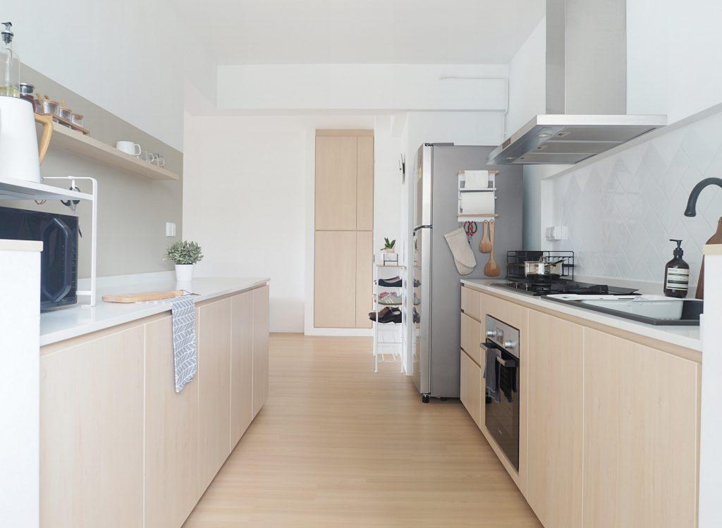 hdb kitchen muji