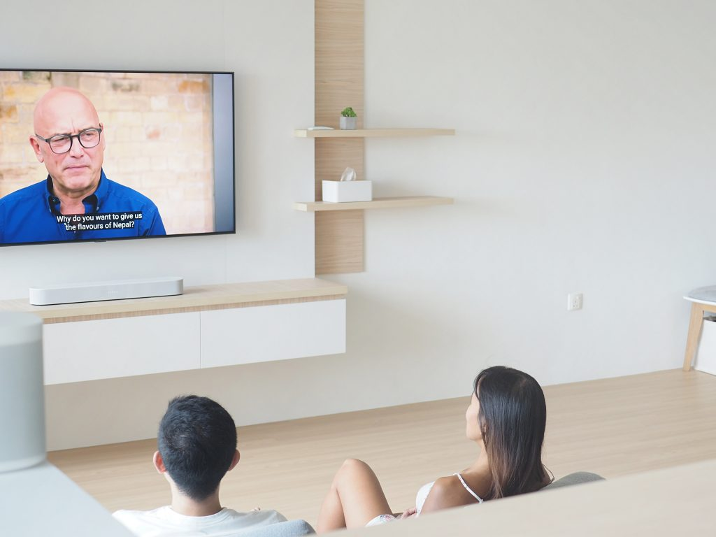 tv feature wall singapore